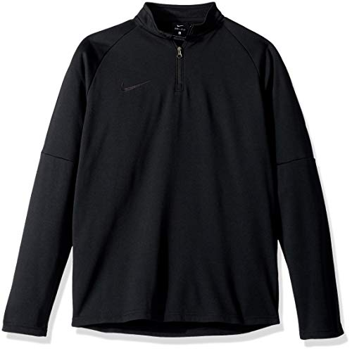 Nike Kinder Langarmshirt Academy Drill, Black, L, 839358-013