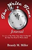 The Write Time Journal: Keep track of where your time is going