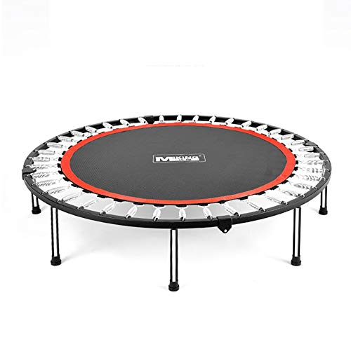 Amazing Deal XIAOPING Trampoline Adult Fitness Indoor Bounce Bed Exercise, Children's Entertainment,...