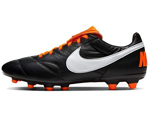 Nike Revolution 5, Chaussures d'Athlétisme Mixte, Noir, Large EU