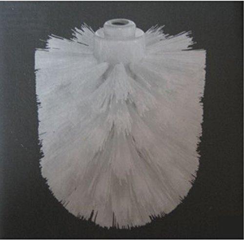 ZACK Ersatzbürste für Toilettenbürste MARINO und PINO 940211B, hell, D. 8,5 cm