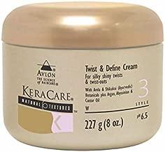 Keracare Natural Textures Twist & Define Cream (227G) (Pack of 6)