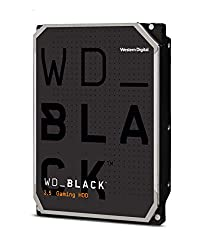 The WD Black is one of the best hdd for gaming