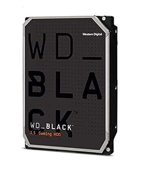 Western Digital 2TB WD Black Performance Internal Hard Drive HDD - 7200 RPM SATA 6 Gb/s 64 MB Cache 3.5  - WD2003FZEX