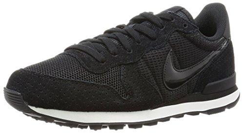 Nike 828407-003 Damen Turnschuhe, Schwarz, 36 EU