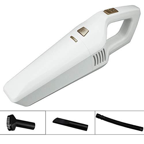 Aspiradora de mano recargable TGPP con filtro HEPA para el hogar y el coche