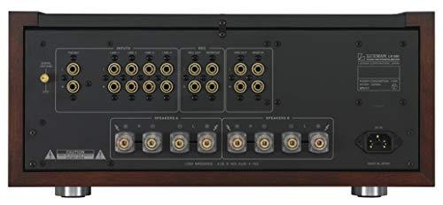 LUXMAN『真空管プリメインアンプ(LX-380)』