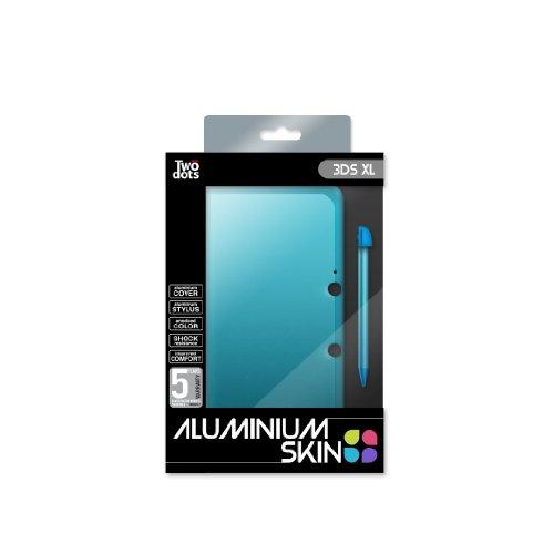 Twodots Neocolor Aluminium Skin Blue Pack Accessori