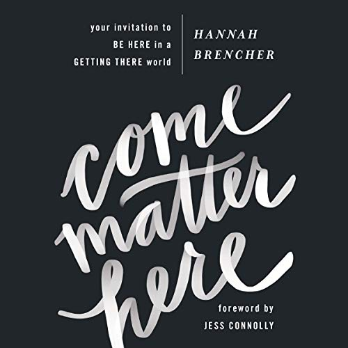 Come Matter Here cover art