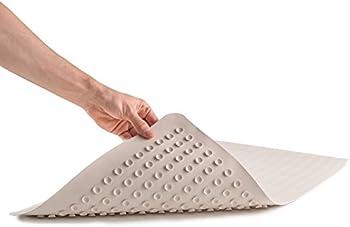 Epica 16 X 28 Inch Anti-Slip Machine Washable Anti-Bacterial Bath Mat
