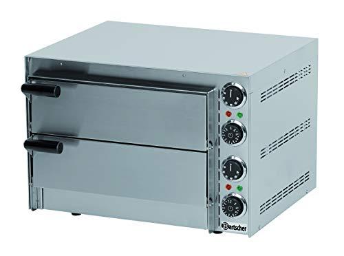 Bartscher–Pizza Ofen Mini 2Kameras für 2Back 84198180Art. 203500