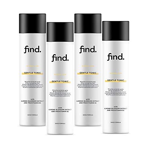 FIND – zacht gezichtswater voor de normale huid. Normale huid.