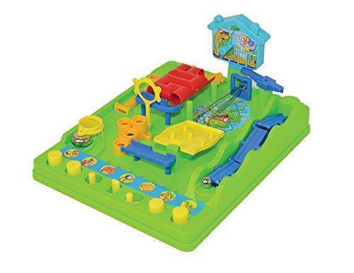 """TOMY Geschicklichkeitsspiel für Kinder """"Crazy Ball"""" (Tricky Golf) - hochwertiges Kinderspielzeug - Spieleklassiker Labyrinth Game - ab 5 Jahre"""