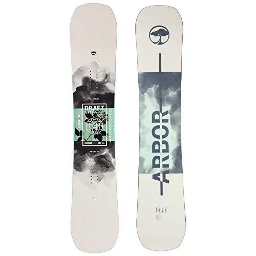 Arbor Draft Wide Snowboard 2021, 154MW