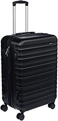AmazonBasics Hard Cases - Case - 68 cm, Black