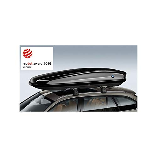 Original BMW Dachbox Skibox 520 Liter - groß schwarz