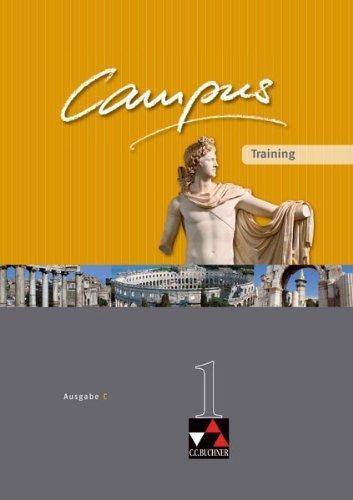 Campus C 1. Training: Gesamtkurs für Latein von Utz. Clement (2008) Broschiert
