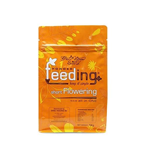 Powder Feeding Green House Short Flower 2,5 kg, 20 x 15 x 8 cm