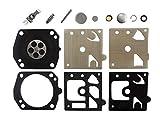 C·T·S Kit de reparación y reconstrucción de carburador sustituye a Walbro K21-HDA para carburadores HDA-189 HDA-208 HDA-211 HDA-212 HDA-214 HDA-219 HDA-222