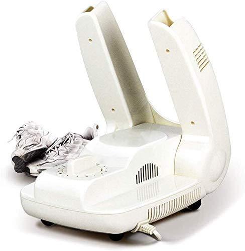 Secador de zapatos El ozono Antimoho caliente, secador de zapatos cálido inteligente de zapatos más calientes portátiles Zapatos calentador plegable ajustable de secado rápido con temporizador for bot