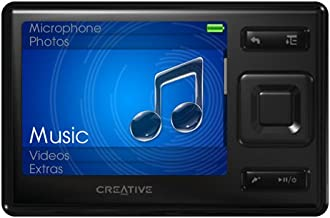 Creative Labs Zen MX 16 GB MP3 Player (Black)