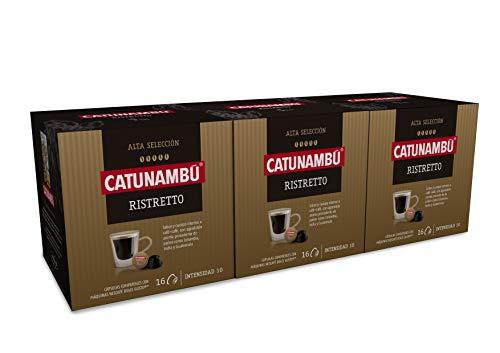 Catunambú - Cápsulas de café para maquinas Dolce Gusto