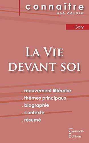 Fiche de lecture La Vie devant soi de Romain Gary (Analyse littéraire de référence et résumé complet)
