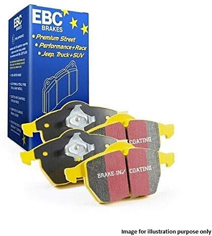 EBC Brake DP43032R Bremsbeläge für Stradale und Trackday Yellowstuff 4000 Series