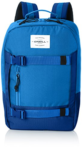 O'Neill Bm Boarder Plus Backpack Mochila, Hombre, Turkish Sea, Única