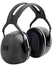3M™ PELTOR™ Cuffie auricolari Serie X, X5A Cuffia temporale nera 37 dB