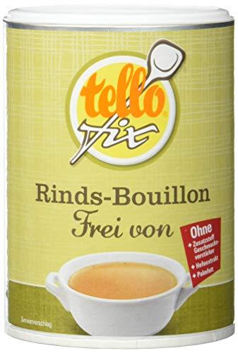 tellofix Rinds-Bouillon Frei von ( 242 g)