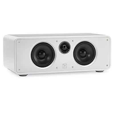 Q Acoustics Concept Centre Speaker (Gloss White) from Q Acoustics