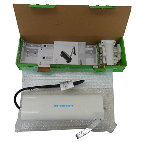 Générique Motorino a catena smart, colore bianco 22 W, 230 V