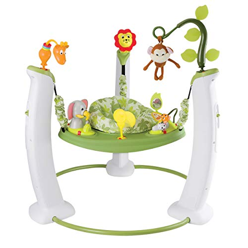 Evenflo Exersaucer Activity Center, Safari Friends, Safari Friends