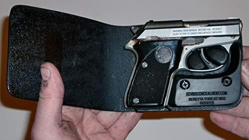 Wallet Holster for Full Concealment - Beretta Tomcat 3032...