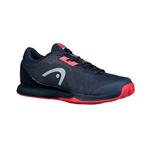 Head Sprint Pro 3.0 SANYO Azul Navy Rojo 273070