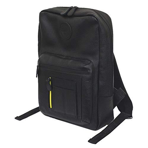 Dr. Martens Milled Nappa Soft Leather Backpack DMAC989033; Unisex Backpack; DMAC989033; Black, EU (UK)