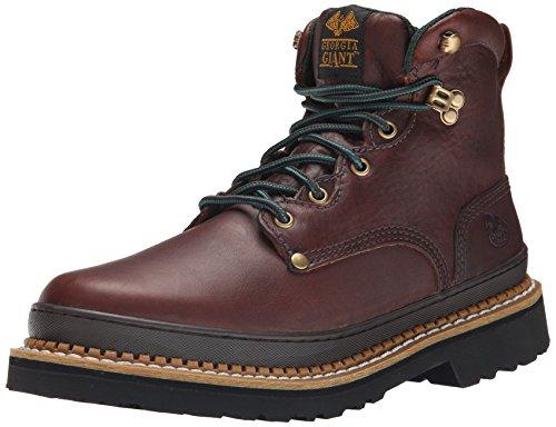 Georgia Men's G6274 Mid Calf Boot, Brown, 10 M US