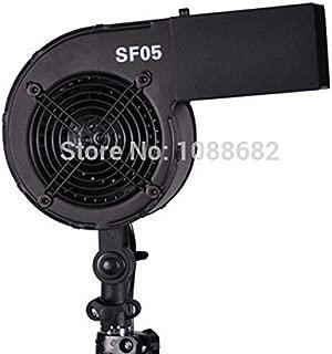 [US] Studio SF-05 Wind Hair Blower Fan for Fashion Portrait Photo Shooting