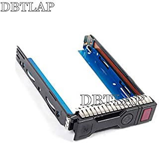 DBTLAP 新 用 HP 651314-001 HP G8 Gen8 Drive Caddy 3.5 LFF SAS SATA HDD Tray 651320-001 DL380p