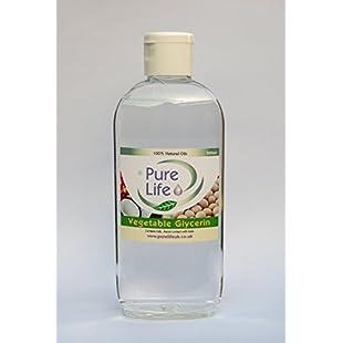 Vegetable Glycerine/Glycerol - Food & Cosmetic Grade (100 ml)