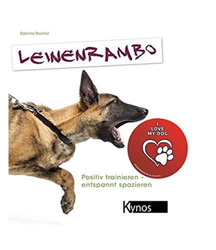 Kynos Leinenrambo: Positiv trainieren- entspannt spazieren Taschenbuch + Hund-Sticker by Collectix