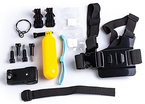 Kit 11 Acessórios De Mergulho Para Gopro SJCam