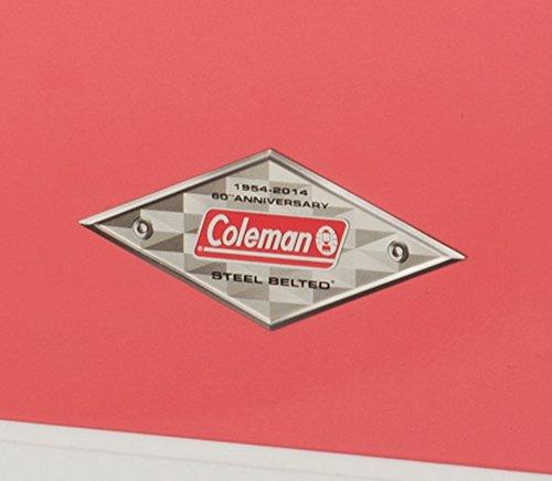 コールマン『54QT60THアニバーサリースチールベルトクーラー』