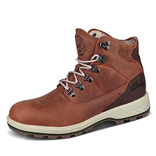 Jack Wolfskin Herren Jack MID M Combat Boots, Braun Cognac Mocca 5212, 45 EU