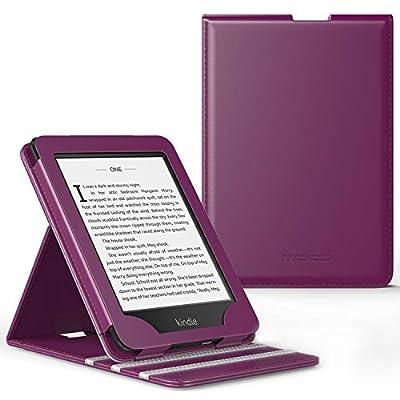 MoKo Kindle Paperwhite E-Reader Funda, Prima Voltear verticalmente Cubierta Smart Cover Case para KAmazon Kindle… 9
