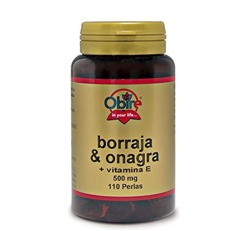 Borraja & onagra 500 mg. 110 perlas