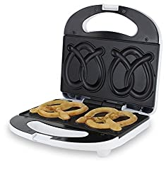 Top 10 Best Selling Pretzel Makers Reviews 2020