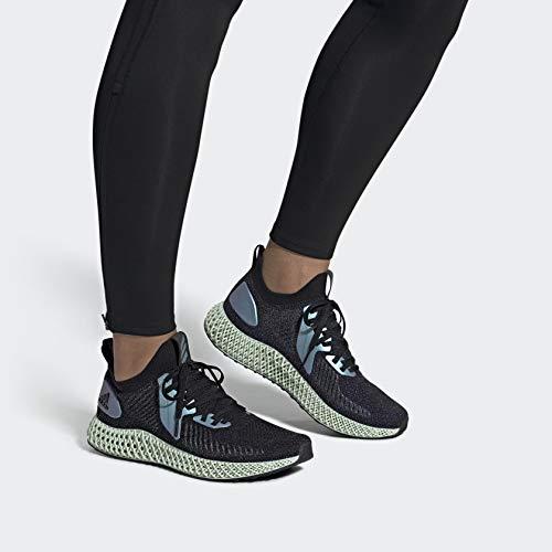 adidas Originals Men's Alphaedge 4d Running Shoe black Size: 8.5 UK