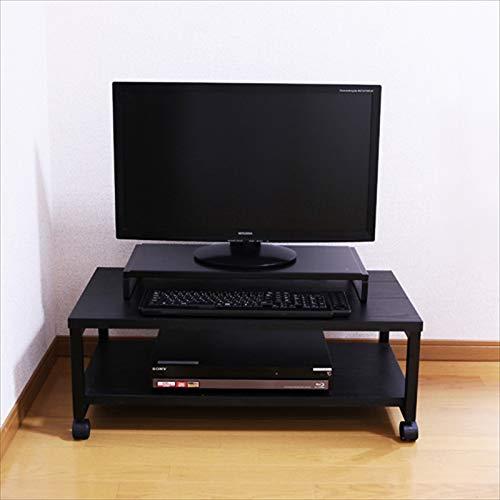 グルービーGroovyS-STANDスチール製スタンド[オールブラック・脚1段(脚の高さ5.5cm)モデル]SS585-BB1